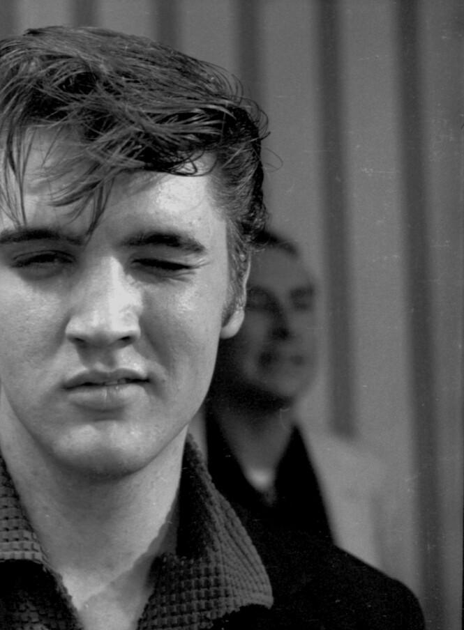1978: Elvis Presley. Foto: Scanpix