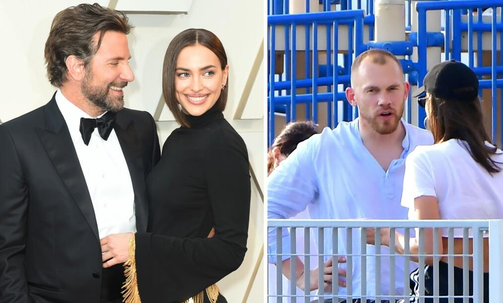 NY MANN: For litt over en måned siden ble det kjent at forholdet mellom Irina Shayk og Bradley Cooper er over. Nå kobles hun til en ny mann. Foto: NTB Scanpix