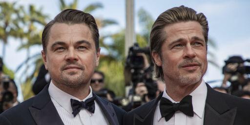 image: Nektet å svare på Brad Pitts «Titanic»-spørsmål