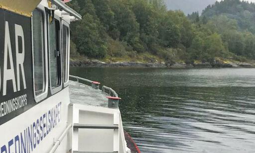 image: Leting etter antatt omkommet mann fortsetter i Dalsfjorden