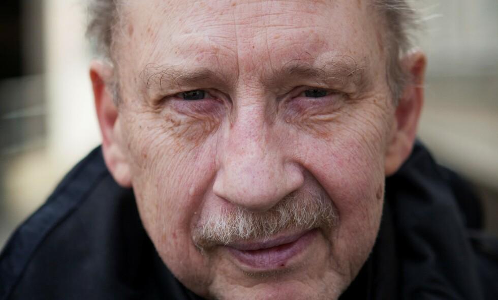 DØD: Sorgenfri-selger Tor Ødegård ble 69 år gammel. Foto: Gatemagasinet Sorgenfri
