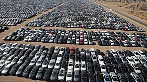 image: Se bildene: Her står VWs skandale-biler