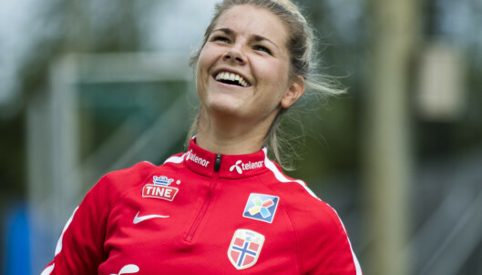 Andrine Hegerberg klar for Roma