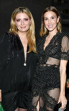 FRIENDS: I Whitney Port makes a comeback in & # 39; s series. She was among the girls who were from the beginning. Photo: NTB Scanpix