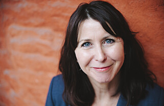 POSITIV: Heidi Marie Kriznik, leder i Den norske Forfatterforening. Foto: Synne Dahl