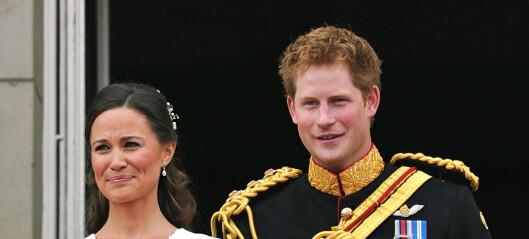 - Prins Harry og Pippa kunne vært en god match