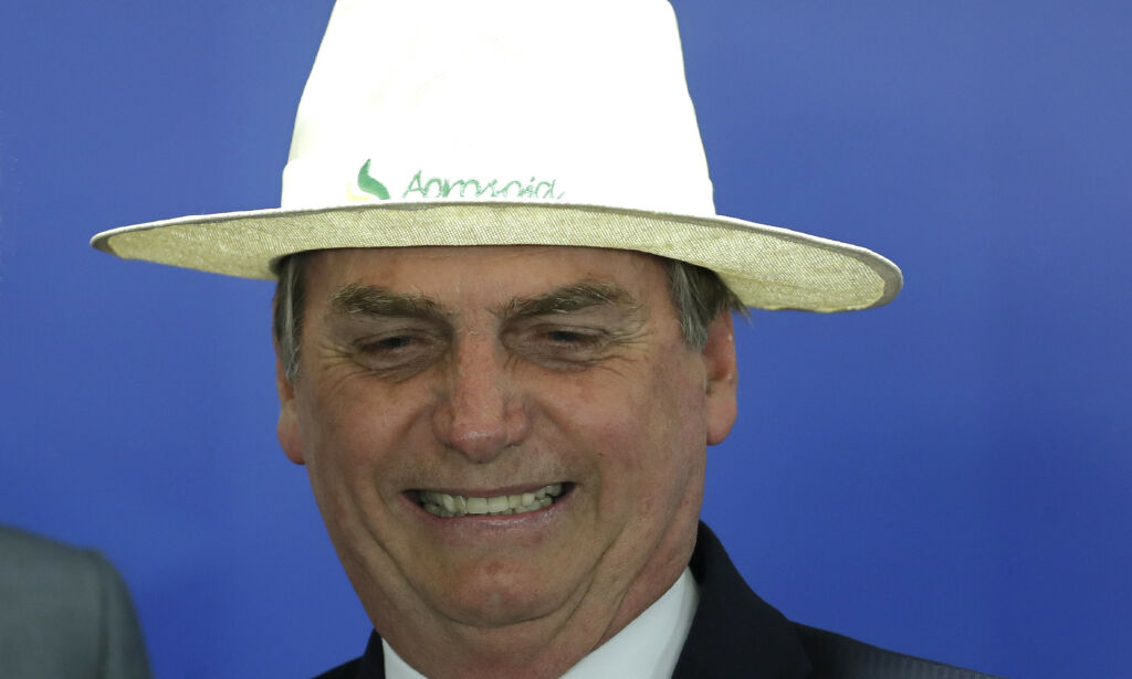 image: Bolsonaro nekter for at det er sult i Brasil