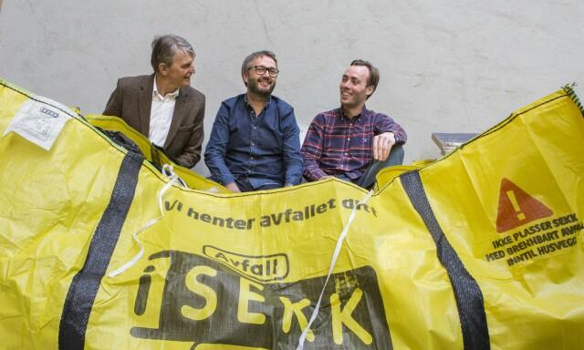 95227166e Avfallsselskap verdsatt til 130 millioner - Dagbladet