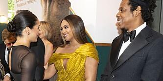 - Selv Beyoncé var nervøs