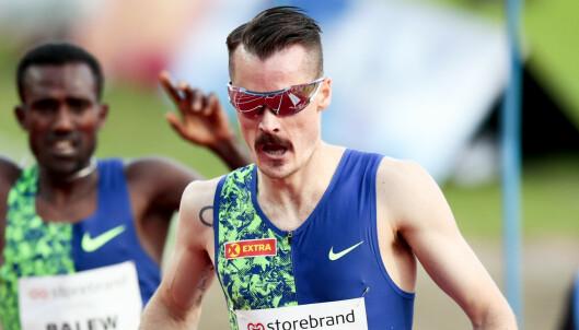 Klarte VM-kravet på 5000 meter