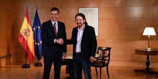 image: Spansk håp om regjering