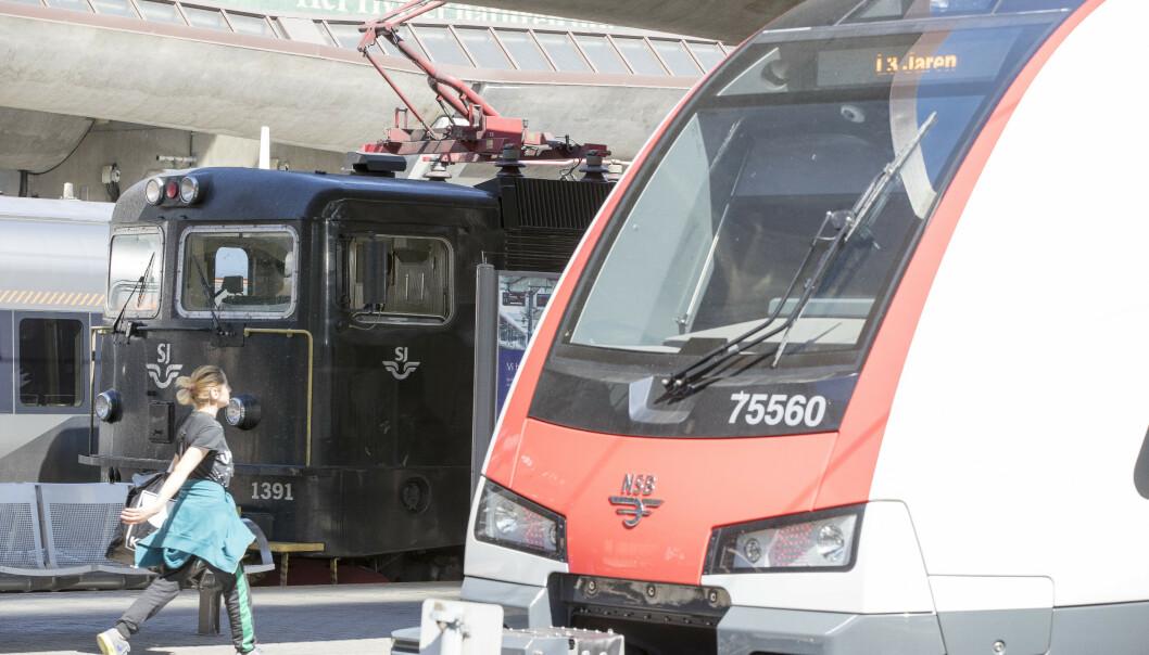 Flere byer på Østlandet kan miste nye togstasjoner