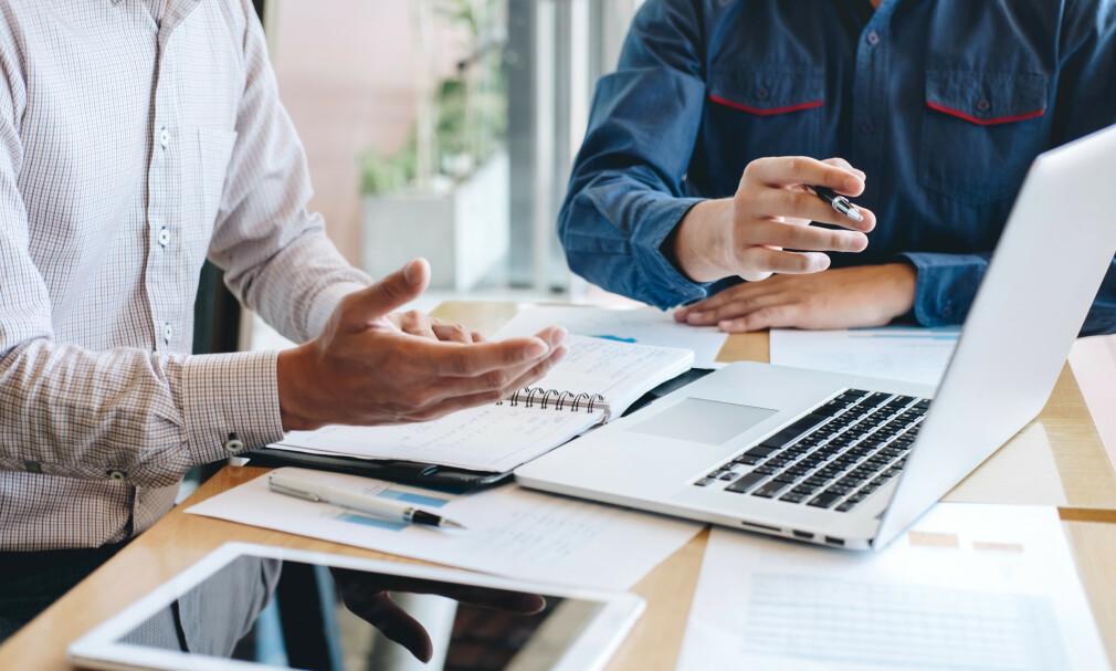 LAG EN AVTALE: Dersom du investerer i noe du og partneren eier sammen med penger som egentlig bare er dine, bør dere lage en avtale om hva som skjer dersom det en gang i framtiden blir brudd. Foto: Shutterstock/NTB Scanpix.
