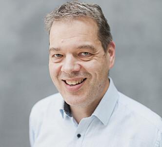 <strong>ADVARER MOT GØTEBORG OG LISEBERG:</strong> Kommunikasjonssjef Ole Irgens i Tryg. Foto: Tryg