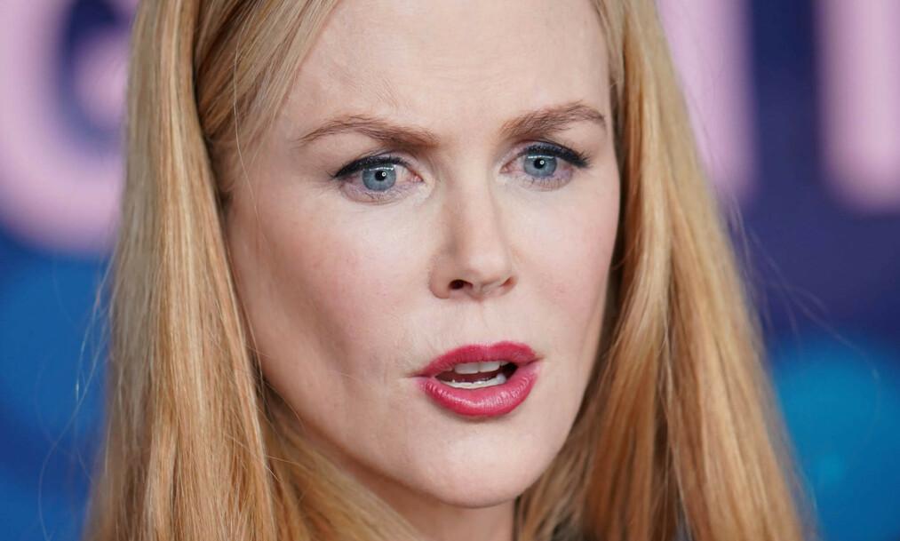 <strong>IKKE REDD FOR Å SI FRA:</strong> Skuespiller Nicole Kidman stilte nylig i et radiointervju - der spørsmålene hun fikk etter alt å dømme ble litt for intime. Foto: NTB Scanpix