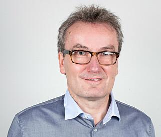 ADVARER: Ansvarlig for ID-sikring i Frende Forsikring, Einar Brekken
