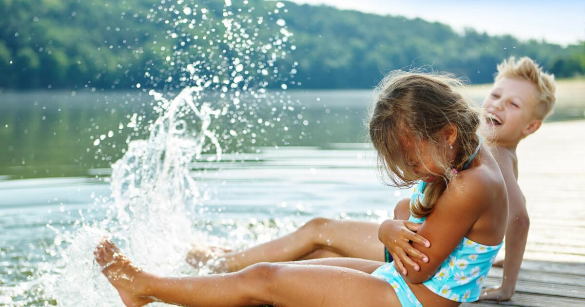 8efefa596 Bade alene: - Jeg har sett mange barn alene i vannet på flere ...
