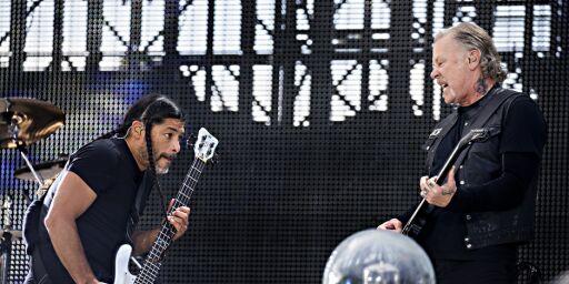 image: Metallicas elleville norske hyllest