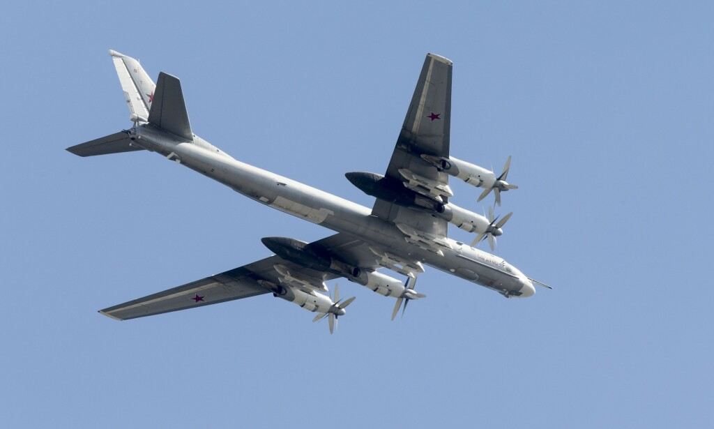 To russiske bombefly av typen Tu-95 fløy tirsdag inn i luftrommet over en øygruppe i Japanhavet som både Sør-Korea og Japan gjør krav på. Foto: AP / NTB scanpix