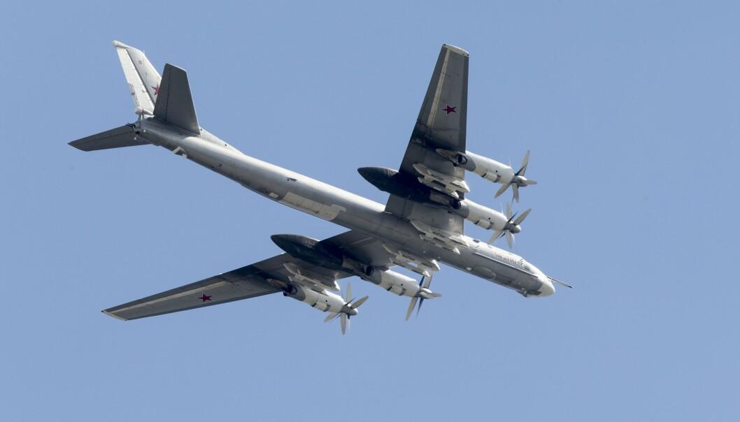 Sør-Korea avfyrte varselskudd mot russisk overvåkingsfly