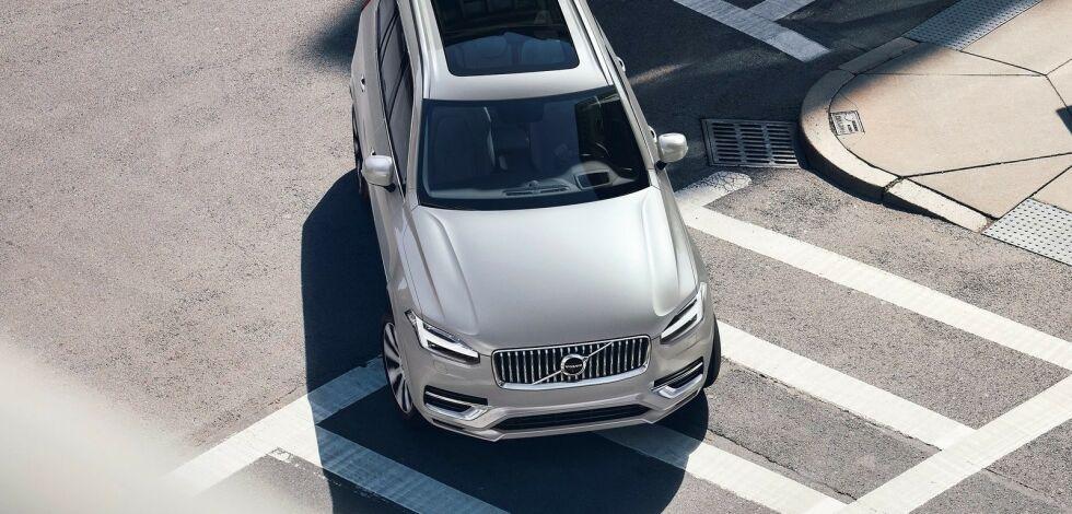 image: Tidenes største Volvo