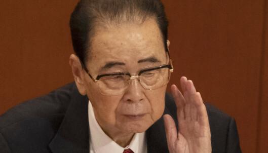 Tidligere kinesisk statsminister er død