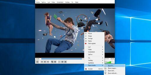 image: Oppdaget alvorlig sikkerhetshull i mediespilleren VLC