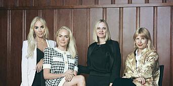 image: Slik svarer Fredriksen-søstrene på kritikken
