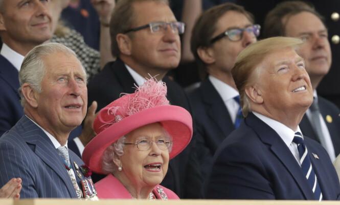 Kalte Charles for prinsen av «Whales». Slik svarer internett