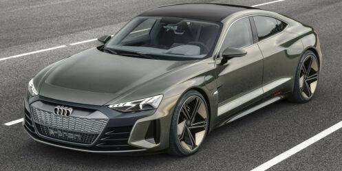 image: Audis nye sportsbil klar for produksjon