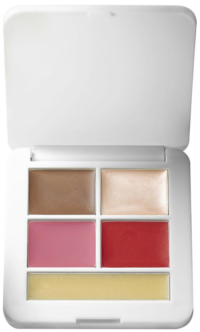 Rms Beautys multifunksjonelle palett Pop Collection med kremprodukter (kr 520). FOTO: Produsenten