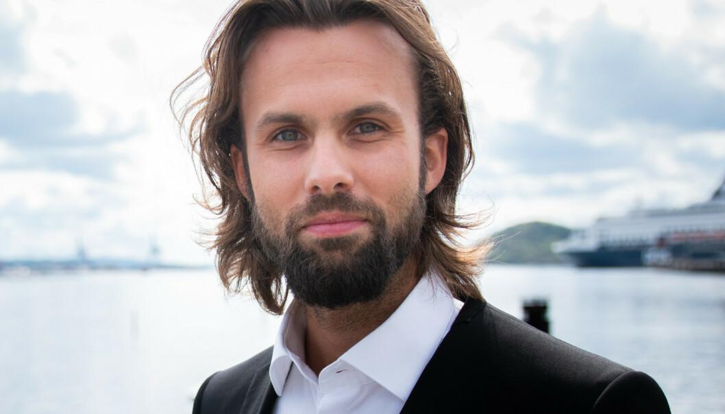 EKSPERT: Thomas Iversen i Forbrukerrådet. FOTO: Forbrukerrådet/Njerve