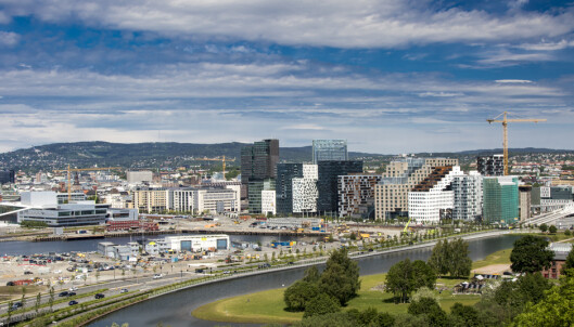 Norge topper europeisk boligliste