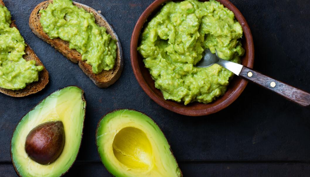 MYE NÆRING: Avokado inneholder både protein og sunt fett.