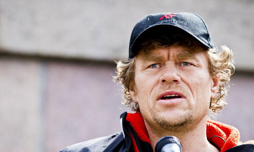 image: Tordner: - De skal voldta norsk natur