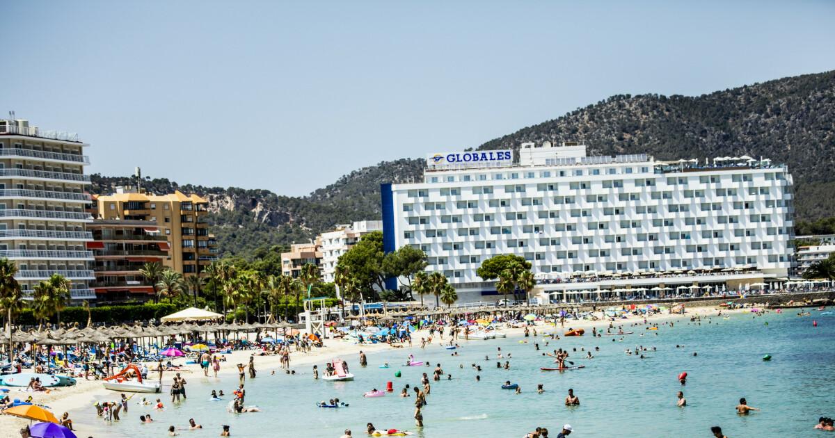 Massiv hotell-stenging på Mallorca