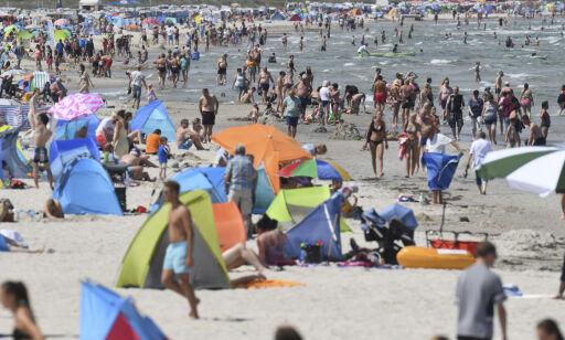 image: Tredje varmerekord på én dag i Tyskland