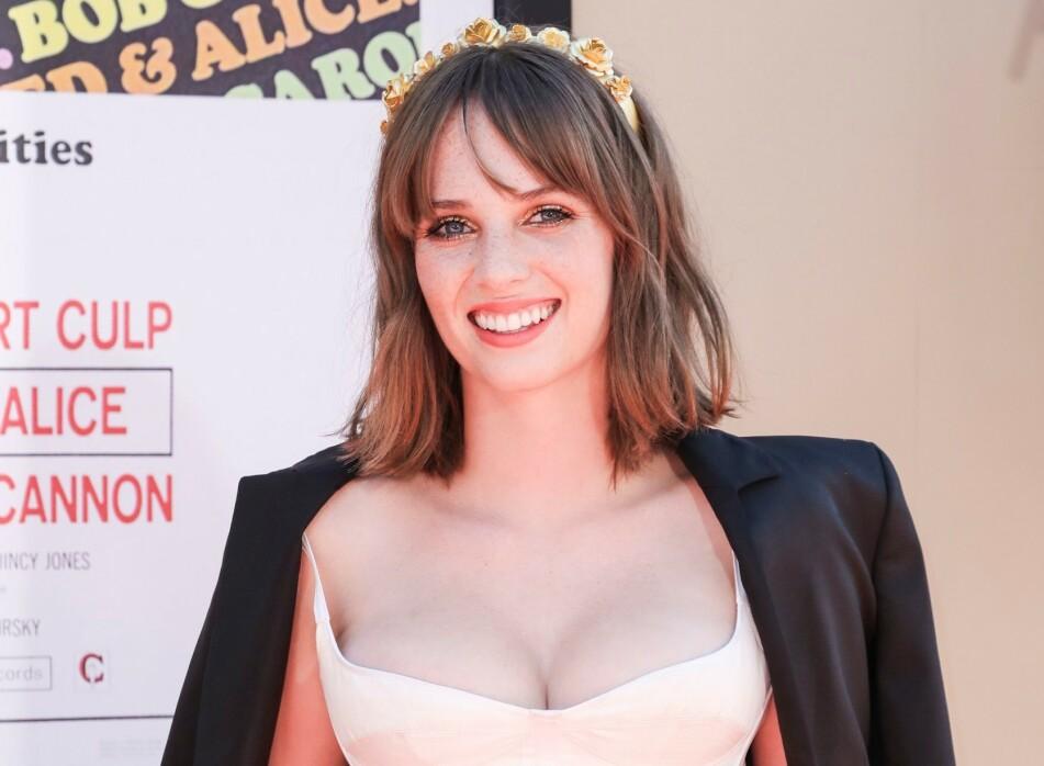 KJENDISDATTER: Maya Hawke har fulgt i sine berømte foreldres fotspor, og er å se i både TV-serien «Stranger Things 3» og Tarantino-filmen «Once Upon a Time in Hollywood». FOTO: NTB Scanpix