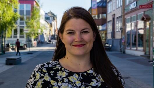 PLAN: Cecilie Myrseth (Ap) etterlyser en plan for utviklingen av reiselivsnæringen. Foto: Troms Arbeiderparti