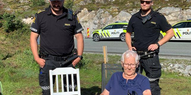 image: Aktivistene fortviler: - Vi blir behandlet som kriminelle