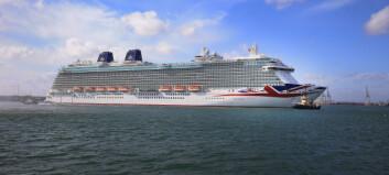 Masseslagsmål på Norge-cruise: «Blod overalt»