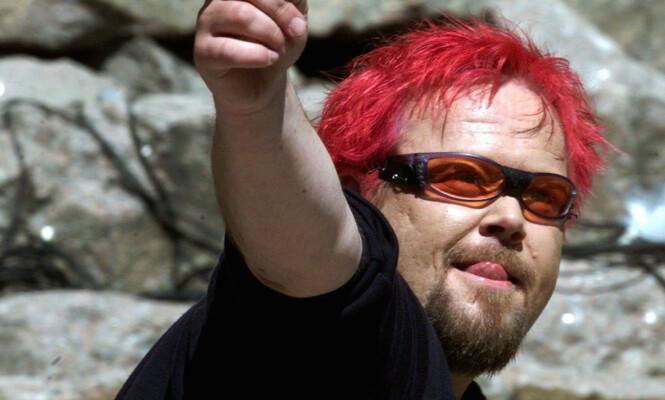 <strong>IKONISK:</strong> Mange som har fulgt Asgeir Borgemoen husker ham nok med det signalrøde håret. Her i 2001. Foto: NTB Scanpix