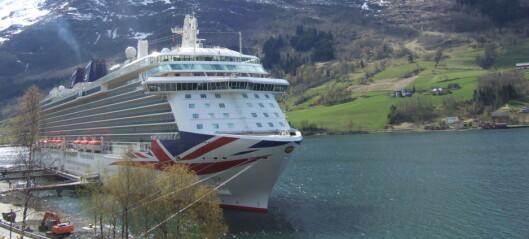 Masseslagsmål på Norge-cruise: Pågrepet par løslatt