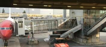 Trussel mot Norwegian-fly på Oslo lufthavn