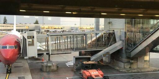image: Trussel mot Norwegian-fly på Oslo lufthavn