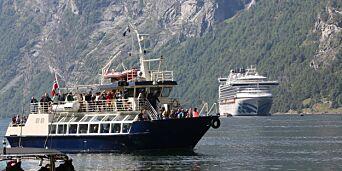 image: Kloakkforbud stanset cruise-utslipp. Men så skjer dette