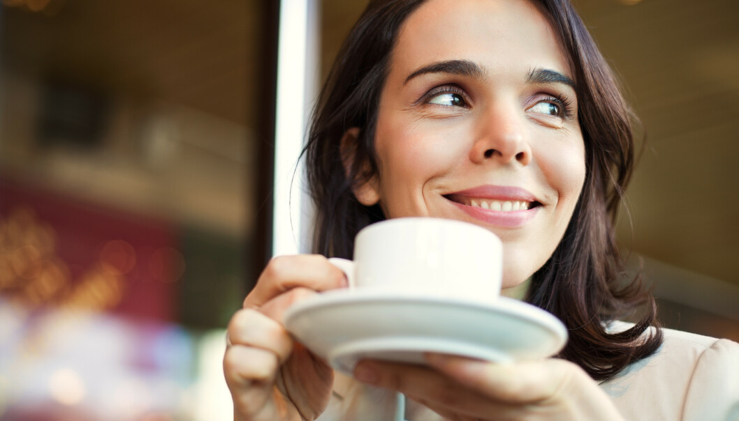 KAFFE: Kaffe er oppkvikkende og blir for de fleste forbundet med kos og hygge.