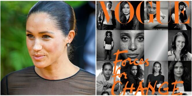 Får kritikk for Vogue-forsiden: - Skuffende