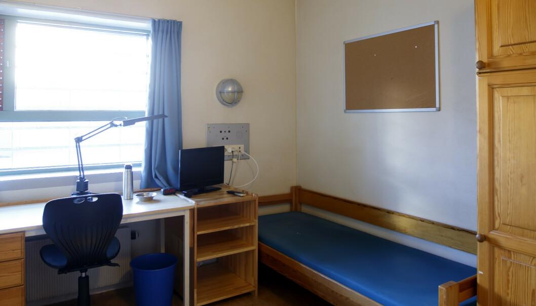 Bergen fengsel får kritikk for å ha satt psykisk utviklingshemmet mann i isolasjon