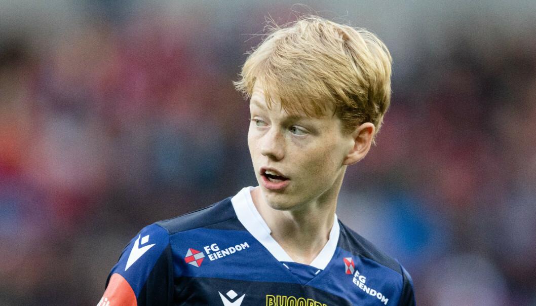 Noah Solskjær møtt med jubelbrøl: – Det var kjempeartig